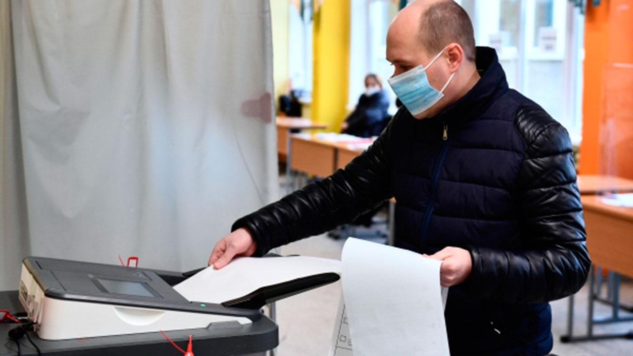 Явка на выборы в Госдуму уже превысила 40%