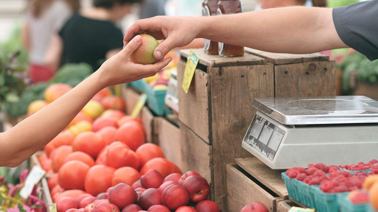В России разрабатывают прибор для поиска химикатов в овощах и фруктах
