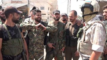 Война длиной в десять лет: как российские военные помогли освободить сирийский Эль-Музейрибе
