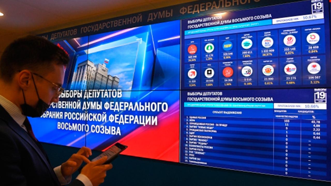В ЦИК подвели итоги парламентских выборов после обработки 100% протоколов