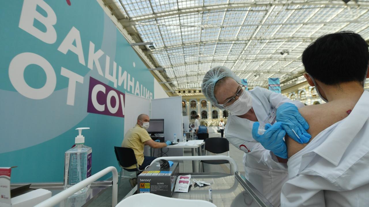 Глава Роспотребнадзора заявила о движении в сторону «заветных» цифр по иммунитету от COVID-19