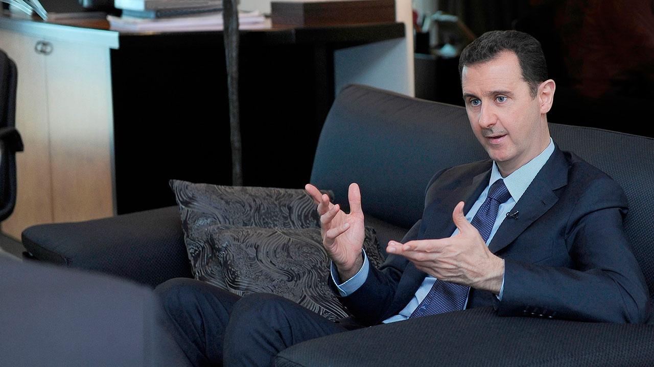 Глава МИД Сирии оценил визит Асада в Москву