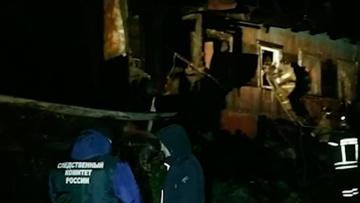 Пять человек стали жертвами пожара в жилом доме на Камчатке
