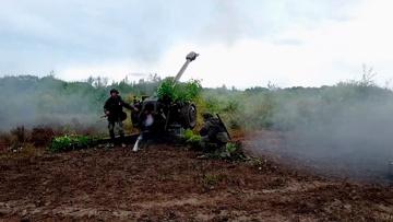 Проверка готовности к бою: в Приморском крае завершились учения артиллерии ВДВ