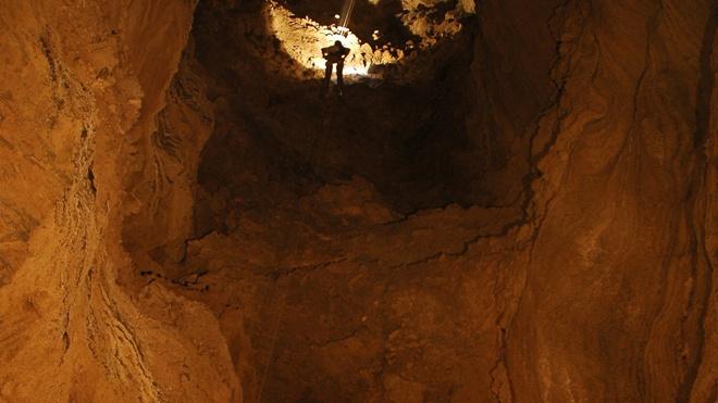 Ученые впервые спустились в «колодец ада» в Йемене