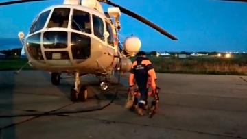 В район поисков пропавшего Ан-26 под Хабаровском прибыла авиация МЧС