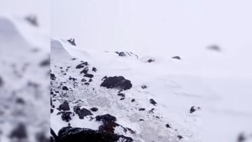 «Хороший снег идет»: видео гида, снятое перед трагическим восхождением на Эльбрус