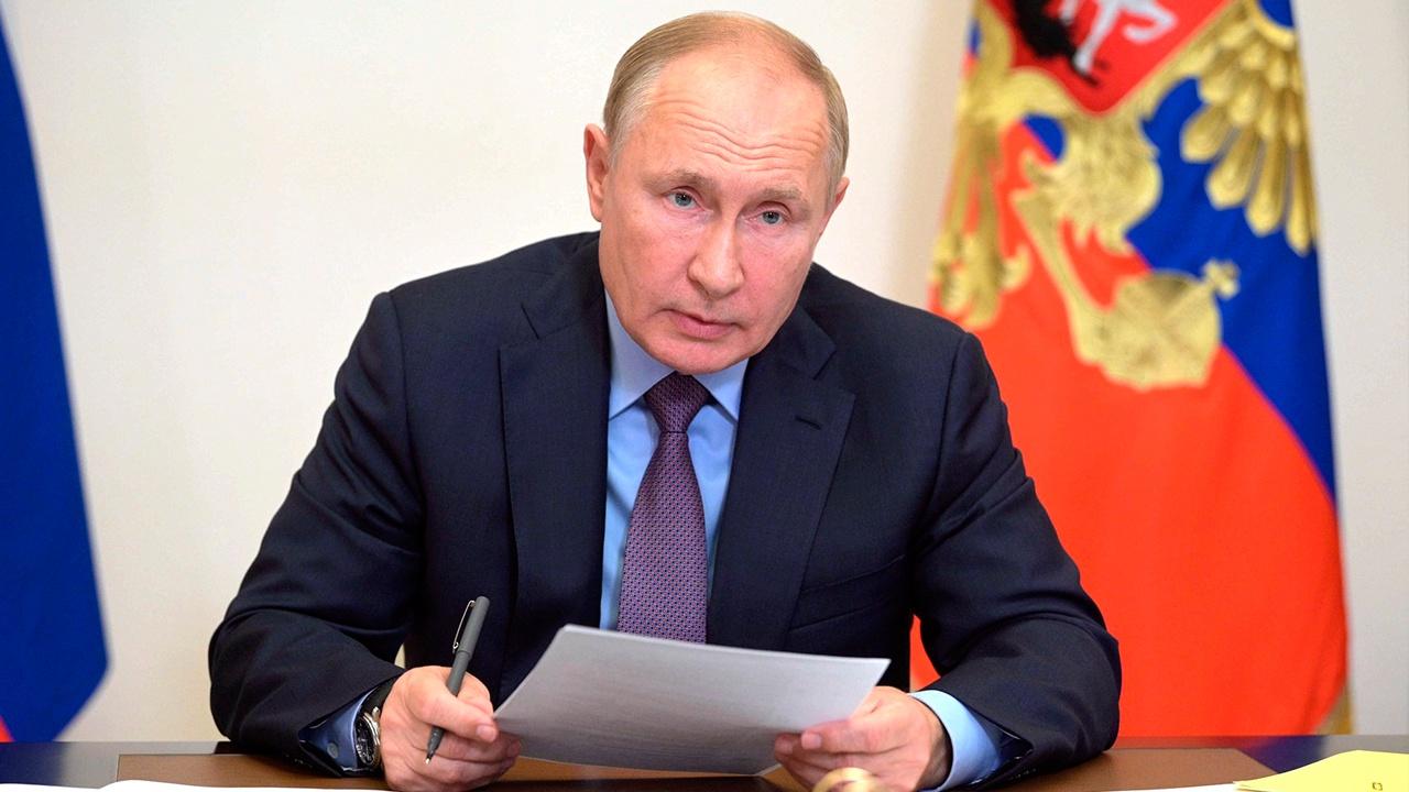 Путин обратился к участникам Тихоокеанского театрального фестиваля