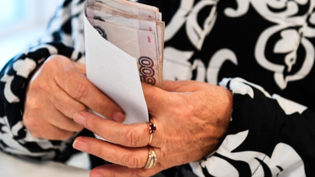 В правительстве назвали размер пенсии по старости в 2022 году