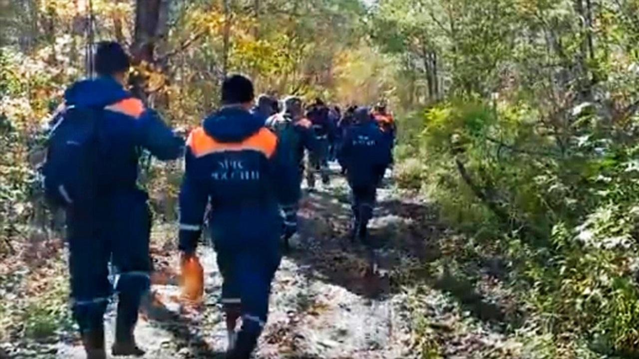 Следователи и спасатели возобновили обследование места крушения Ан-26