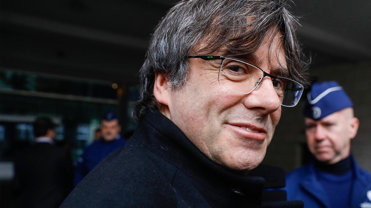 СМИ: бывшего главу Каталонии Пучдемона задержали в Италии