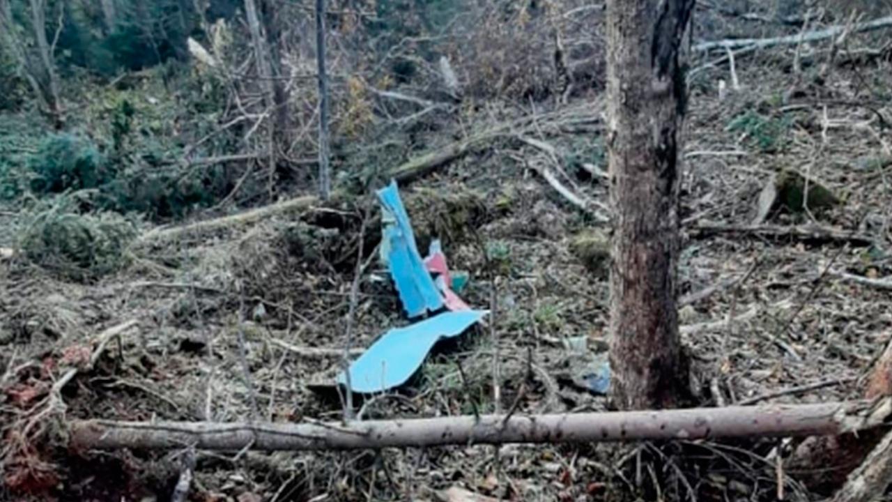 Прокуратура изымает документацию с упавшего под Хабаровском Ан-26