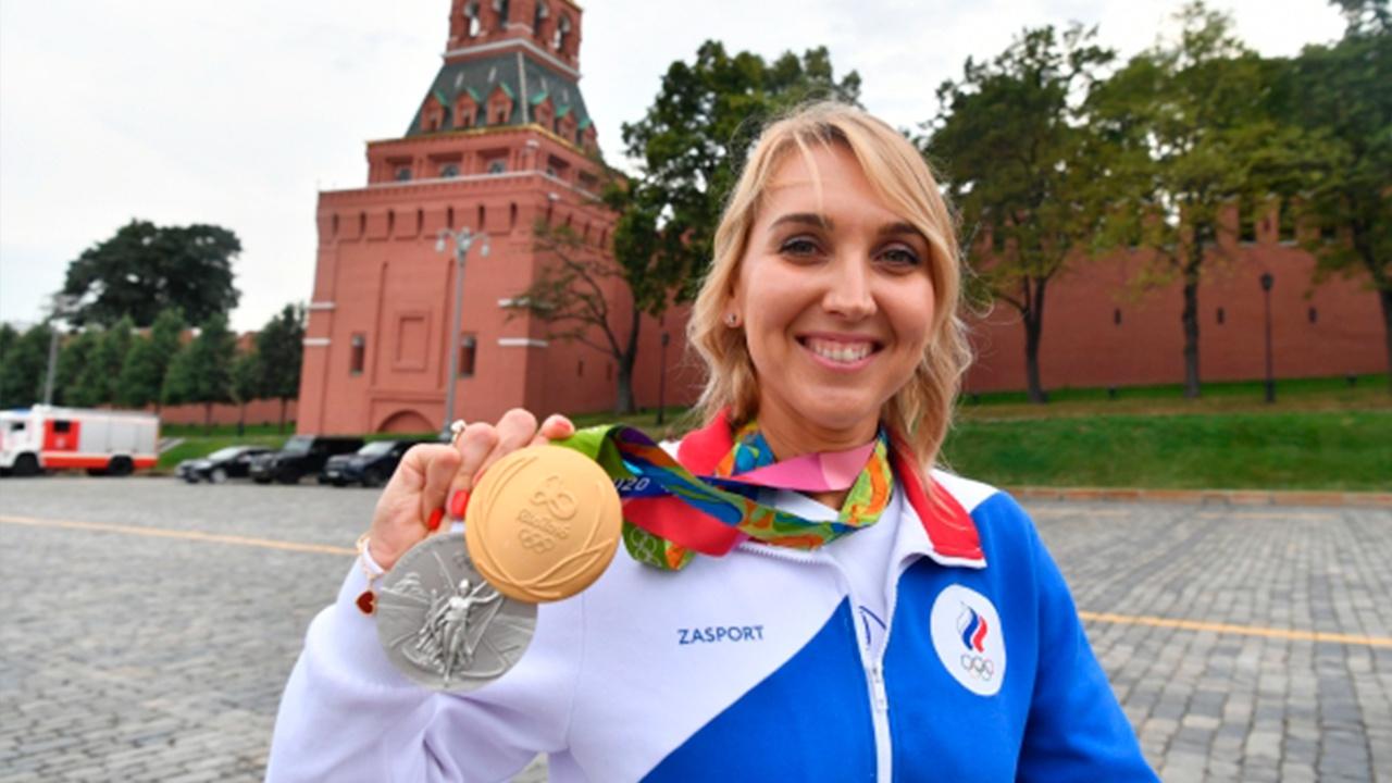 СМИ: грабители вернули олимпийские медали теннисистке Весниной