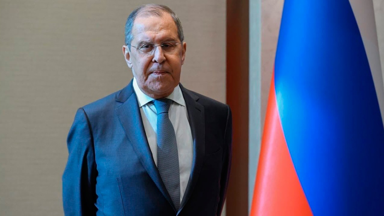 Лавров обсудил с делегацией стран Персидского залива концепцию безопасности в регионе