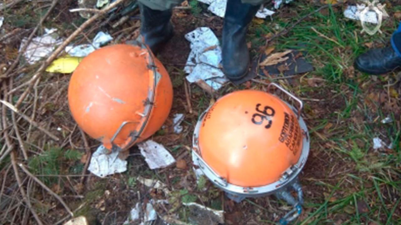 На месте крушения Ан-26 под Хабаровском найдены черные ящики