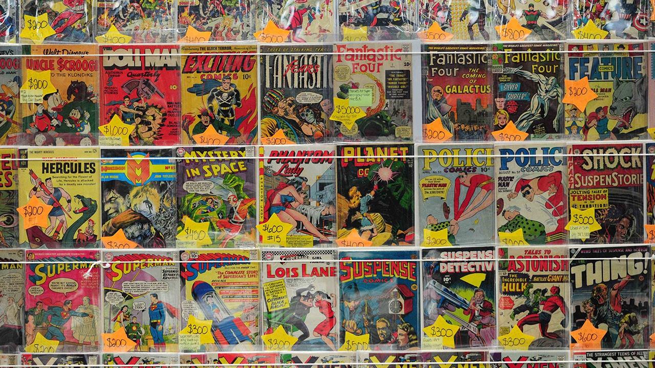 СМИ: Marvel подала в суд на наследников создателей комиксов