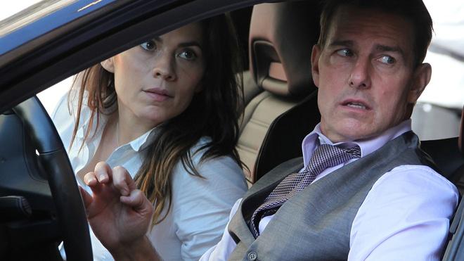 СМИ раскрыли подробности расставания Тома Круза и Хейли Этвелл
