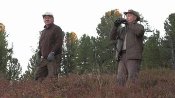 Рыбалка и прогулки по горам: опубликованы кадры отдыха Путина и Шойгу в тайге