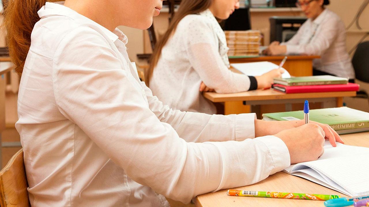 Путин поручил сократить число проверочных работ в школах