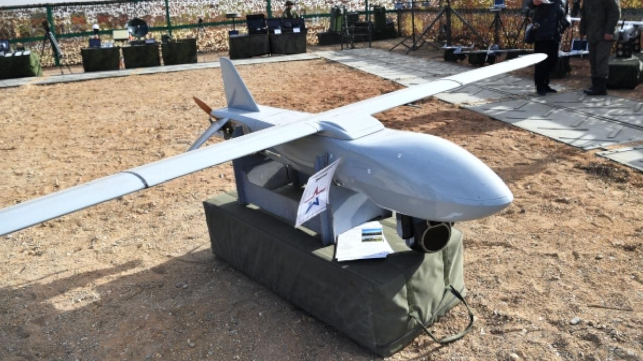 Око «Мерлина»: в России разработали новый разведывательный беспилотник