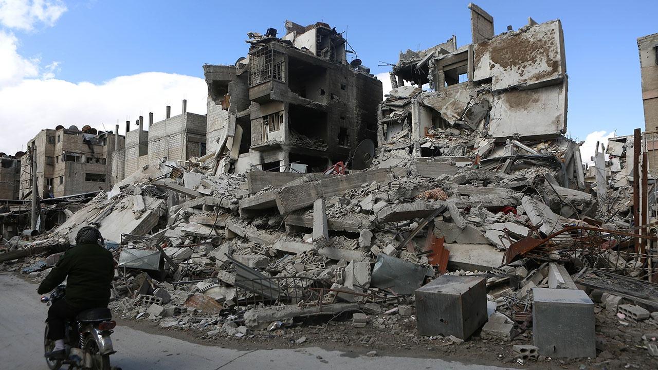 Жизнь налаживается: гуманитарная помощь ЦПВС продолжает спасать жителей сирийского Аль-Баляда
