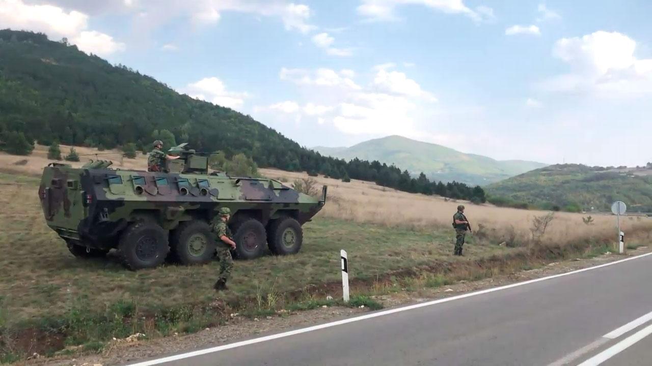 Обострение конфликта: как споры из-за номеров машин привели к накалу ситуации на Балканах