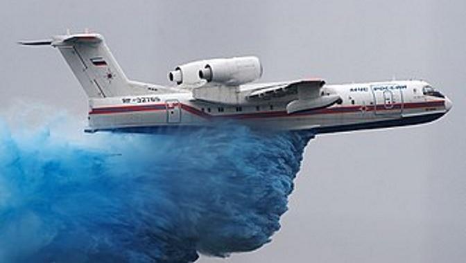 Д/с «Легендарные самолеты. Бе-200. «Летучий голландец» (16+)
