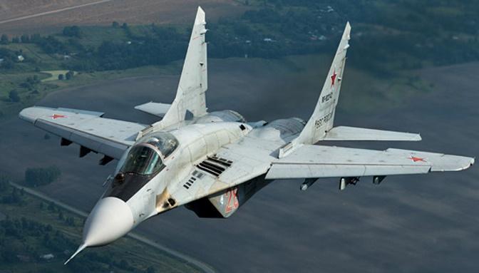 Д/с «Фронтовой истребитель МиГ-29. Взлет в будущее» (16+)