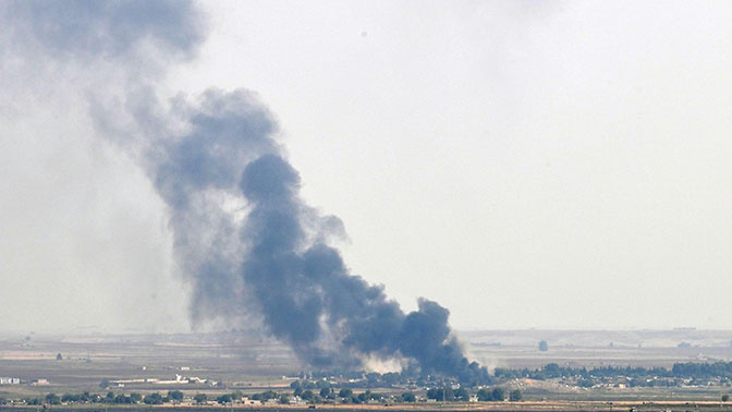 ЦПВС: террористы планируют инсценировать «химатаку» в Сирии