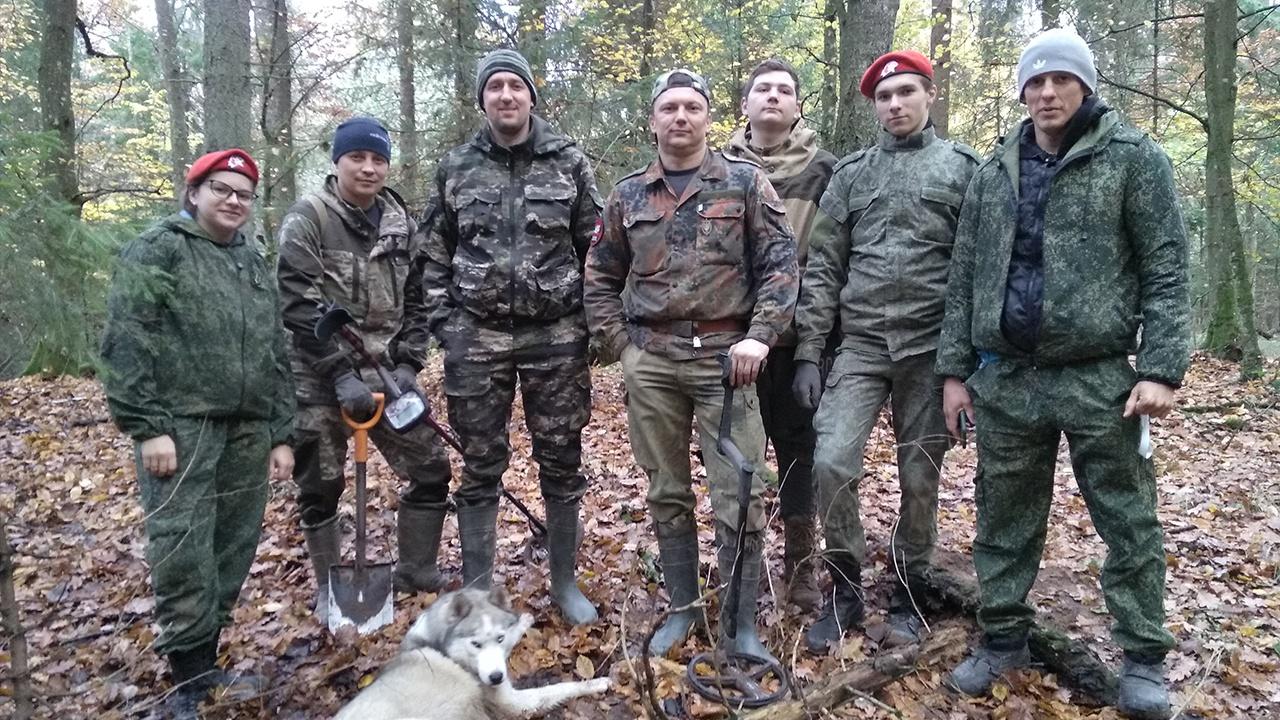 Калининградские юнармейцы выяснили истории фронтового пути трех красноармейцев, чьи судьбы объединила война