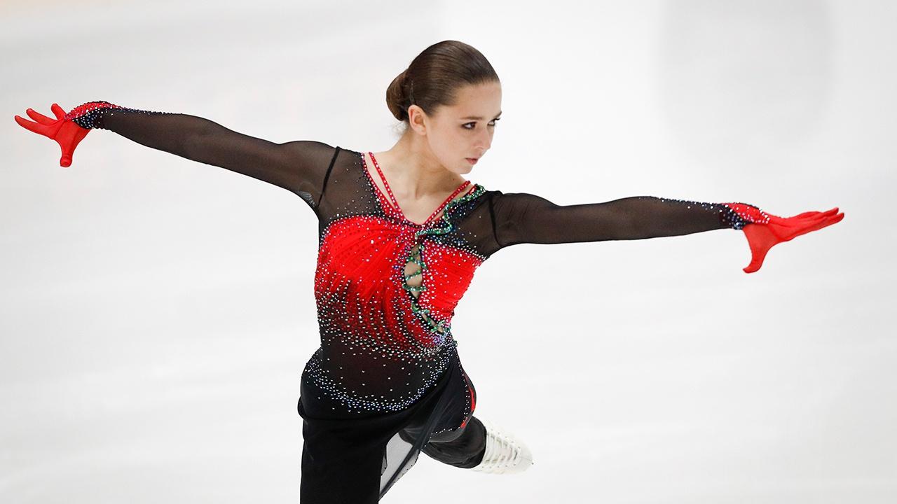 Фигуристка Валиева с двумя мировыми рекордами выиграла «Челленджер» Finlandia Trophy