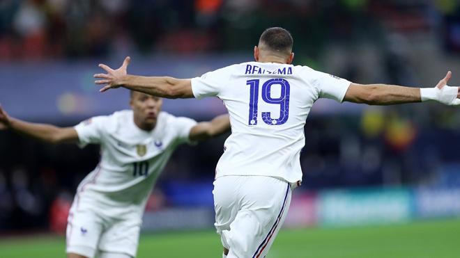Сборная Франции по футболу выиграла Лигу наций