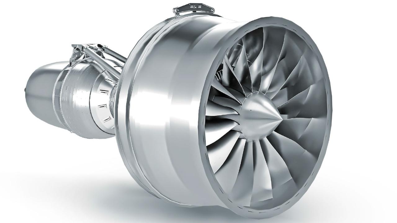 Завершена сборка газогенератора нового двигателя для крупных отечественных авиалайнеров