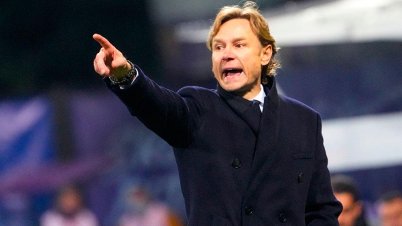 Дюков рассказал о продлении контракта с главным тренером сборной РФ по футболу