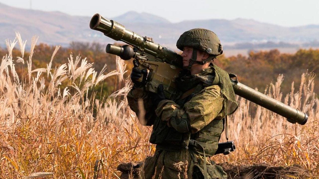 В России начали разработку дальнобойного ПЗРК
