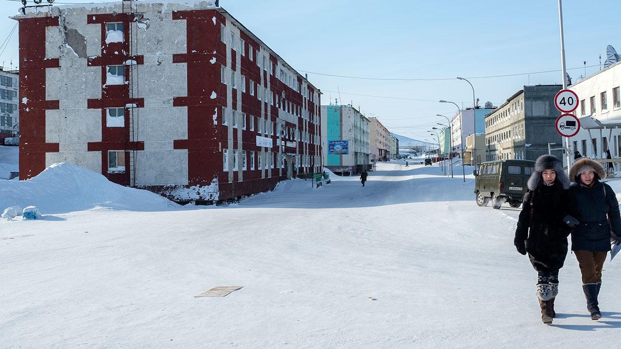 Белым бело: Вильфанд сообщил о скором выпадении снега на всей азиатской части РФ