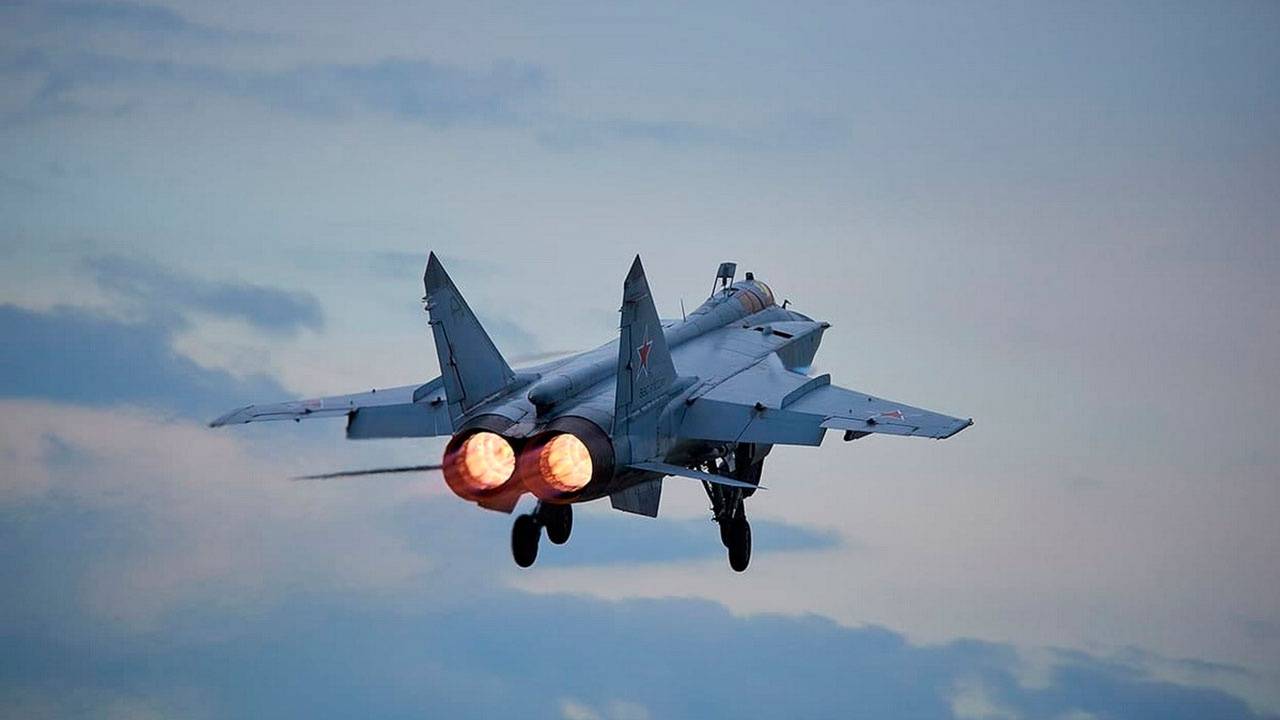 У границ РФ замечены 39 иностранных самолетов-разведчиков за неделю