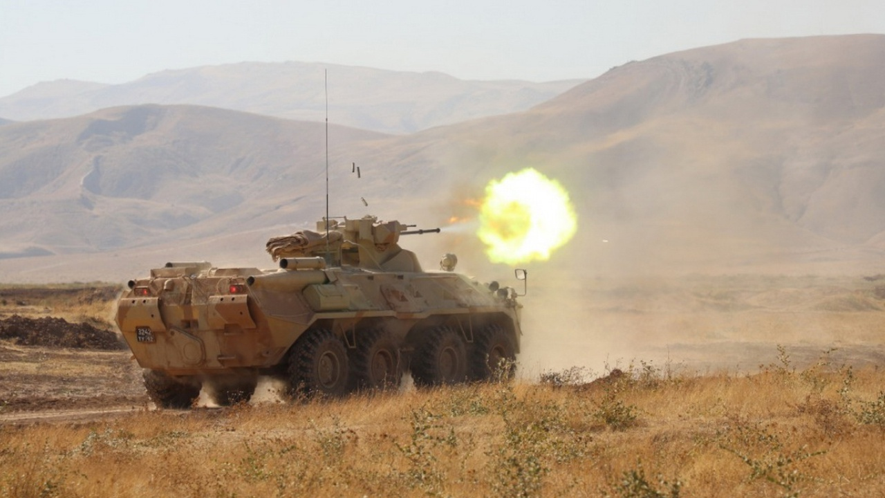 В учениях ОДКБ в Таджикистане близ афганской границы задействуют пять тысяч человек