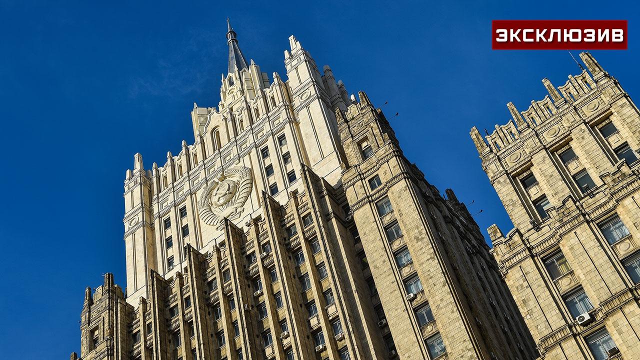 В МИД РФ надеются, что Украина услышит сигнал США об актуальности Минских соглашений
