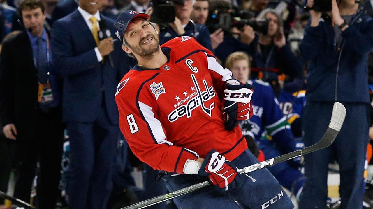 Овечкин вышел на пятое место в списке лучших снайперов в истории NHL