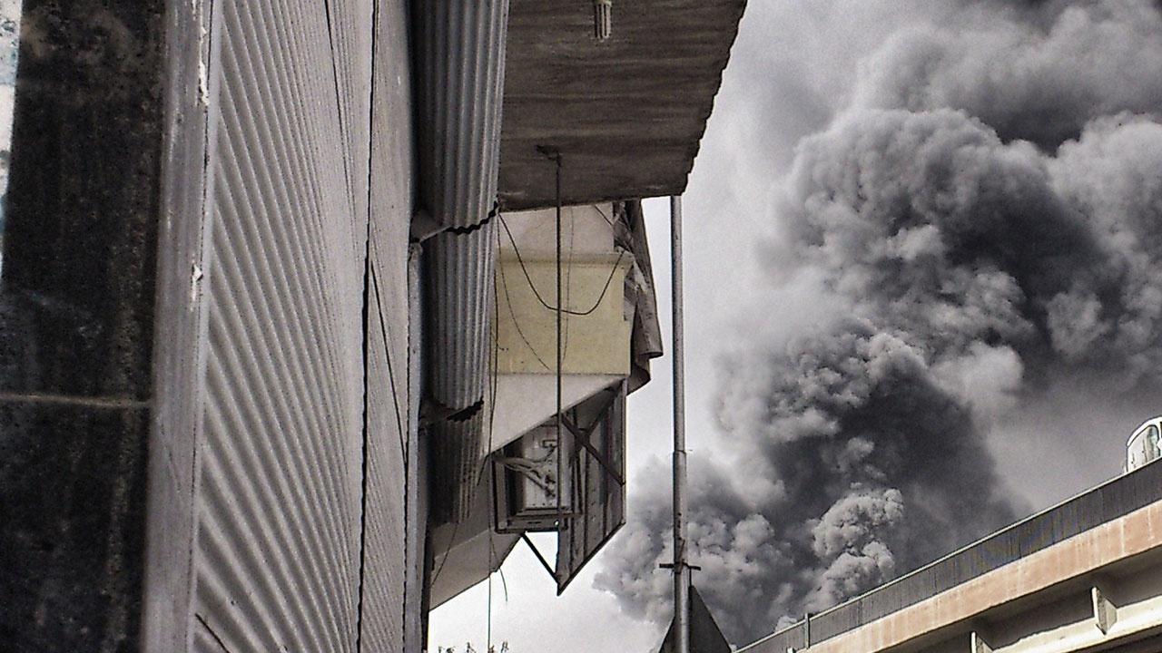 ЦПВС сообщил об ударе израильских истребителей по заводу переработки фосфатных руд в районе Пальмиры
