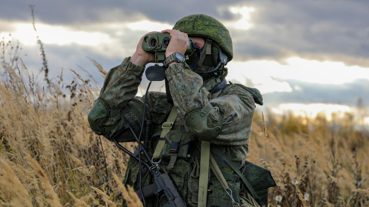 Военные инженеры соорудили 40-метровые мосты для войск в Северной Осетии