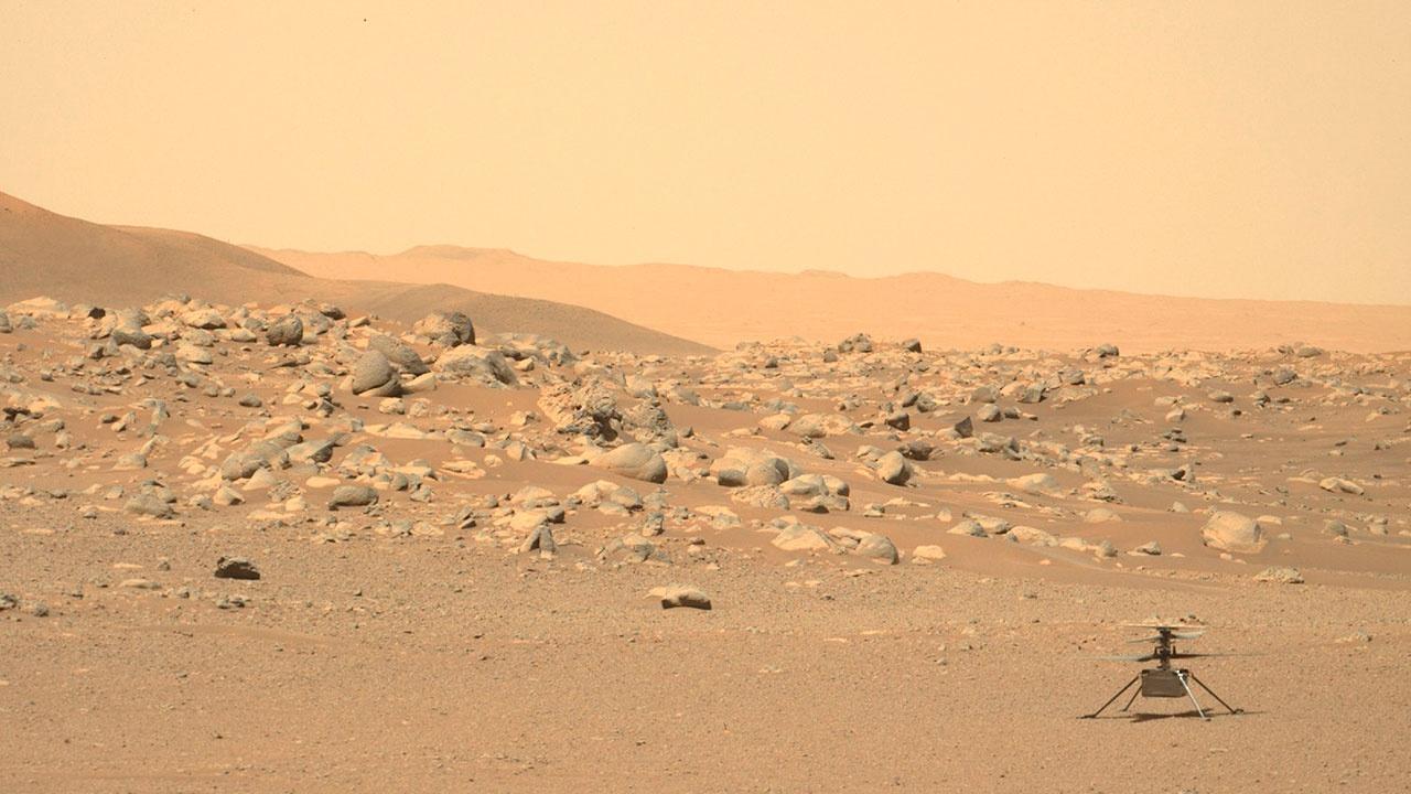 Ученые NASA: удревности условия наМарсе напоминали земные