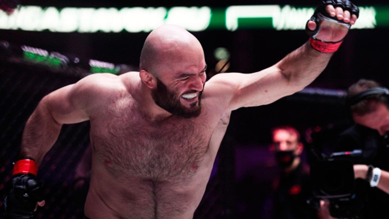 Боец Исмаилов заявил о намерении завершить карьеру