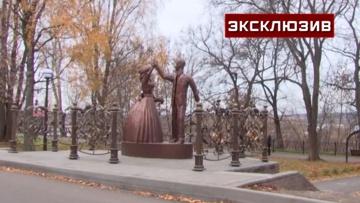 В администрации Павлова памятник молодоженам сравнили с лавочкой и урной