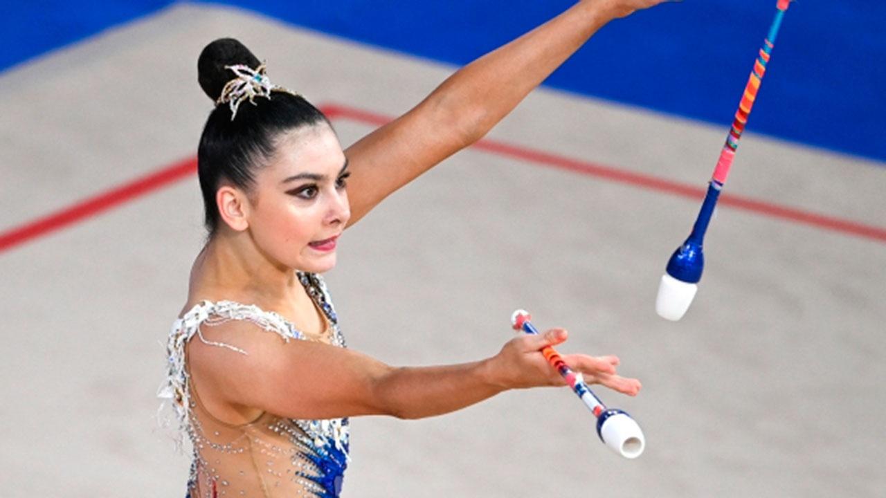 Российская гимнастка Крамаренко выиграла четыре золота на Гран-при в Марбелье