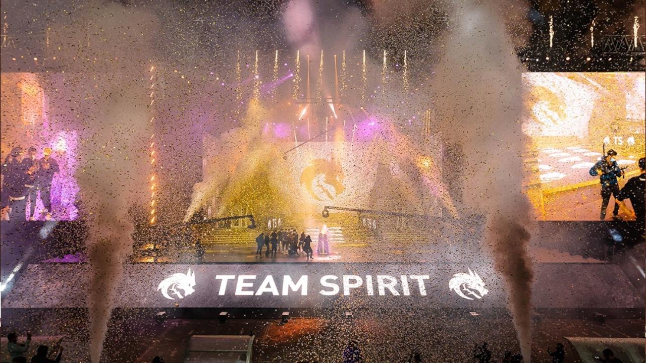 Путин поздравил команду Team Spirit с победой на ЧМ по Dota 2