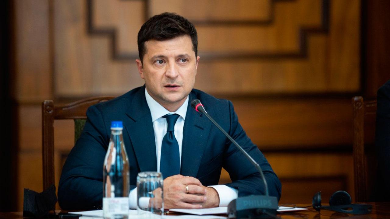 Зеленский объяснил, почему не просит о членстве Украины в ЕС