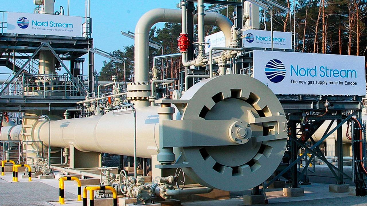 Первую нитку «Северного потока - 2» заполнили техническим газом