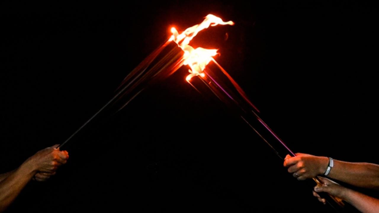 В Греции зажгли олимпийский огонь Пекина-2022